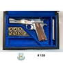 Valigetta #0139 Colt 1911 Section